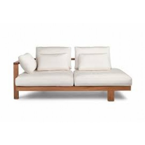 PURE SOFA TEAK ARM SOFA CASUAL