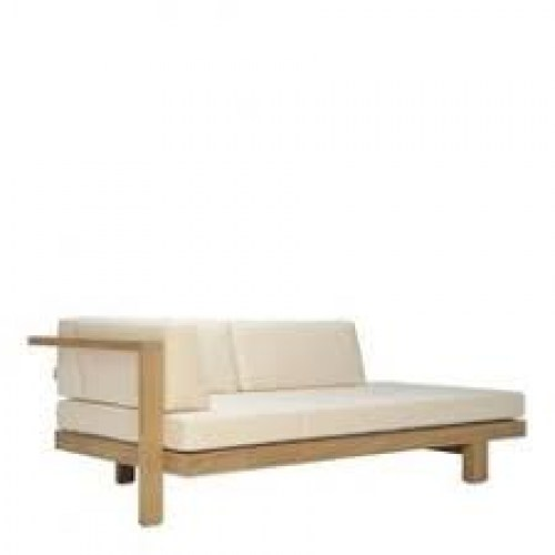 PURE SOFA TEAK ARM SOFA MIAMi